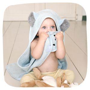 Comprar nvented 4 Kids Toalla Bebé para Baño Manos Libres