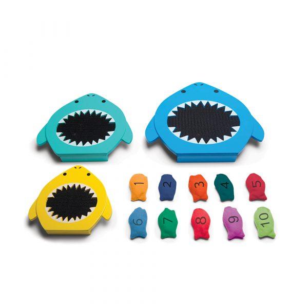 Alimentar Tiburones - BS Toys